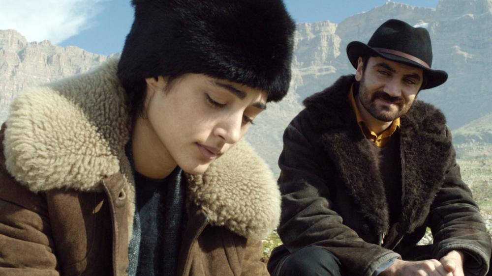 MY SWEET PEPPERLAND, from left: Golshifteh Farahani, Korkmaz Arslan, 2013. ©Memento Films Distribution