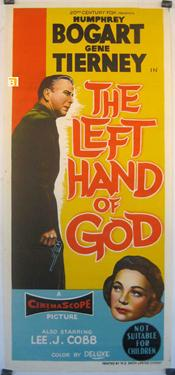 The Left Hand of God
