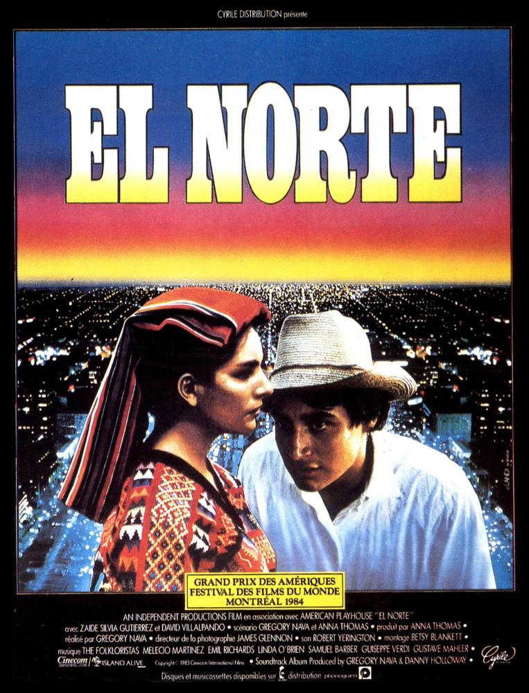a film review of gregory navas el norte Read movie and film review for el norte (1983) - gregory nava on allmovie - while any number of films have been made about.