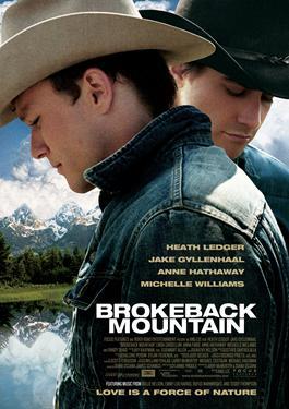 Brokeback Mountain - The Event Screen
