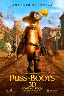Puss in Boots - A Family Favourites Presentation