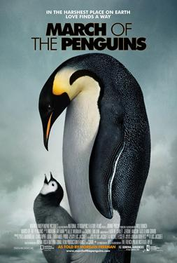 March of the Penguins - A Family Favourites Presentation