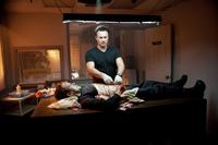 FIRE WITH FIRE, Arie Verveen, Julian McMahon, 2012. ph: Steve Dietl/©Lionsgate