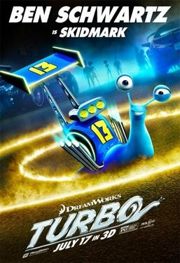 Turbo - A Family Favourites Presentation