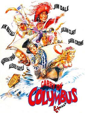 Carry on Columbus