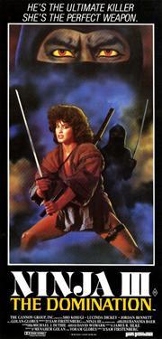 Ninja III - The Domination