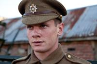 PRIVATE PEACEFUL, Jack O'Connell, 2012. ©Eagle Rock Entertainment