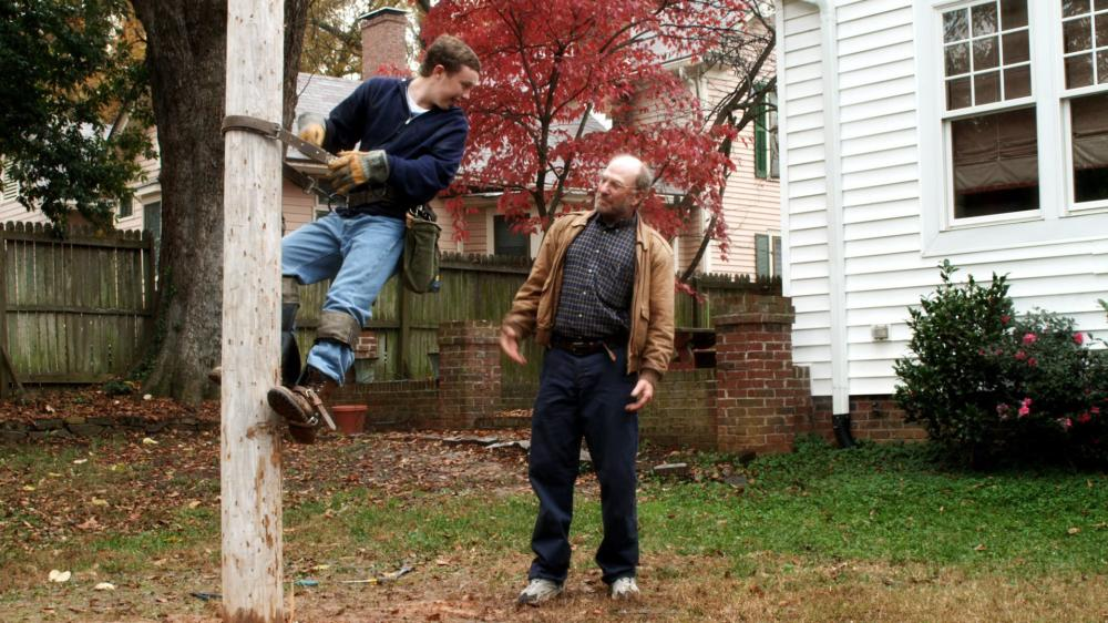 JIMMY, from left: Ian Colletti, Ted Levine, 2013.