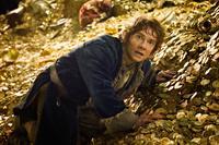 THE HOBBIT: THE DESOLATION OF SMAUG, Martin Freeman as Bilbo Baggins, 2013. ph: Mark Pokorny/©Warner Bros. Pictures