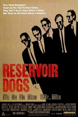 Reservoir Dogs - A Most Wanted Mondays Presentation