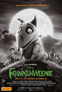 Frankenweenie: An IMAX 3D Experience®