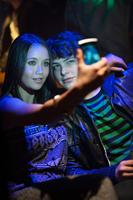 THE BLING RING, from left: Katie Chang, Israel Broussard, 2013. ph: Merrick Morton/©A24