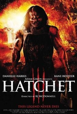 Hatchet III - A Sinister Cinema Presentation