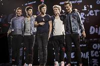 THIS IS US, (aka ONE DIRECTION: THIS IS US), from left: Liam Payne, Zayn Malik, Harry Styles, Niall Horan, Louis Tomlinson, 2013. ph: Christie Goodwin/©Sony Pictures Releasing