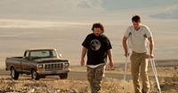 SCENIC ROUTE, from left: Dan Fogler, Josh Duhamel, 2013. ©Vertical Entertainment