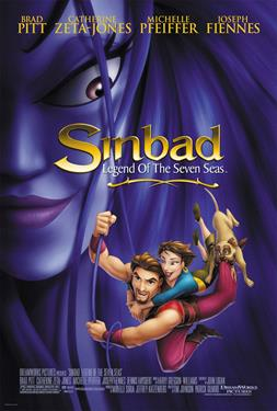 Sinbad: The Legend of the Seven Seas - A Family Favourites Presentation