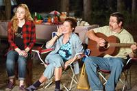 WE'RE THE MILLERS, l-r: Molly Quinn, Kathryn Hahn, Nick Offerman, 2013, ph: Michael Tackett/©Warner Bros. Pictures