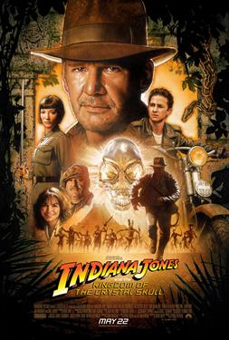 Indiana Jones and the Kingdom of the Crystal Skull - Presented at The Great Digital Film Festival