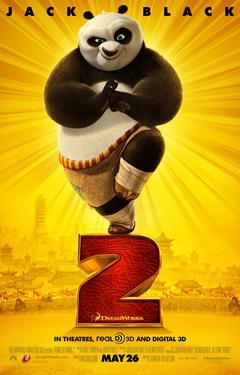 Kung Fu Panda 2 - A Family Favourites Presentation