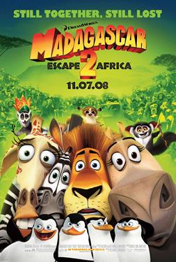 Madagascar 2 - A Family Favourites Presentation