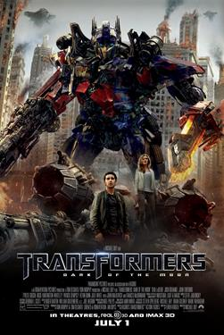 Transformers: Dark of the Moon: An IMAX 3D Experience®