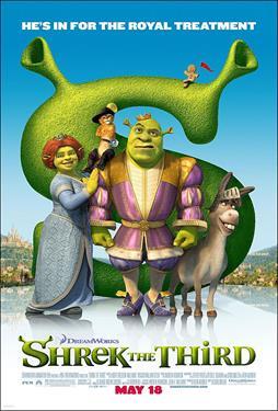 Shrek The Third - A Family Favourites Presentation
