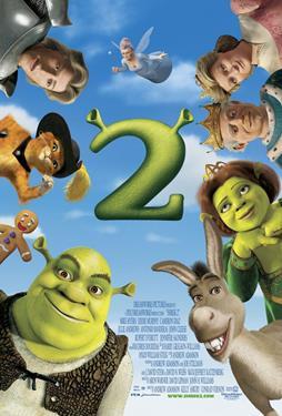 Shrek 2 - A Family Favourites Presentation