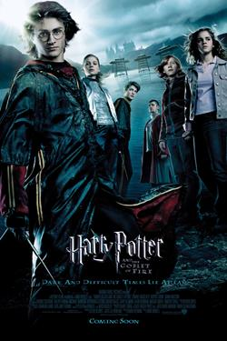 Harry Potter & the Goblet of Fire