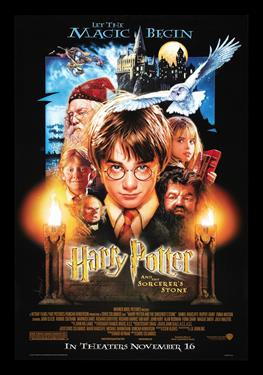 Harry Potter and the Philosopher's Stone - A Family Favourites Presentation