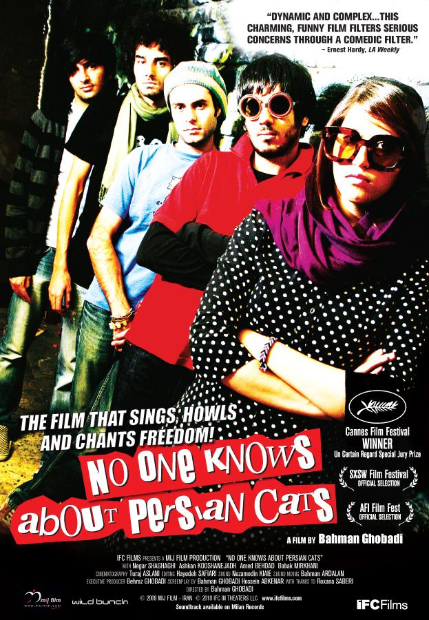 no one knows about persian cats essay Known as rap-i-farsi or 021 music, iranian hip-hop grew out of the same   author accused of murdering husband wrote how-to essay  one of the stars  of the acclaimed 2010 film no one knows about persian cats, which.