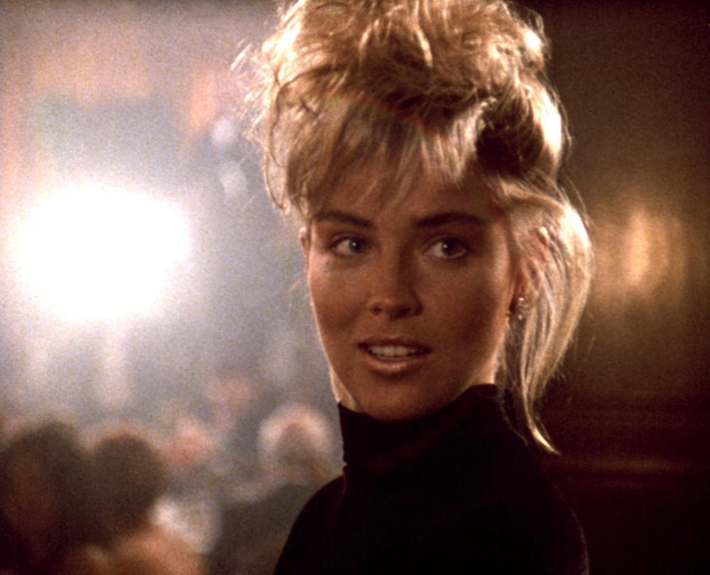 ACTION JACKSON, Sharon Stone, 1988