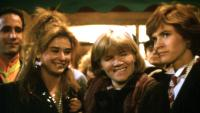 ST. ELMO'S FIRE, Demi Moore, Mare Winningham, Ally Sheedy, 1985, (c) Columbia Pictures