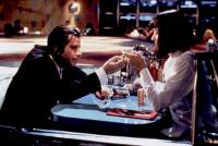 PULP FICTION, John Travolta, Uma Thurman, 1994