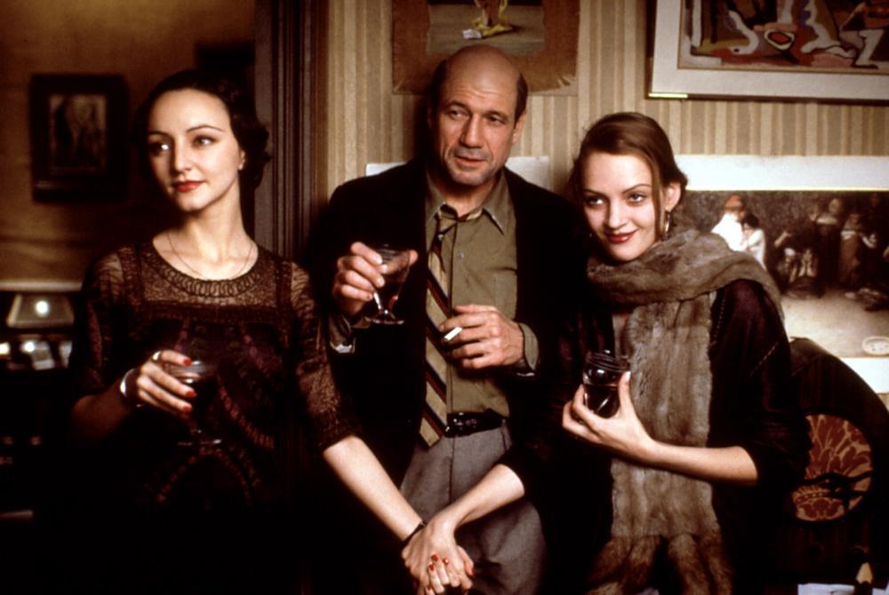 HENRY AND JUNE, Maria De Medeiros, Fred Ward, Uma Thurman, 1990