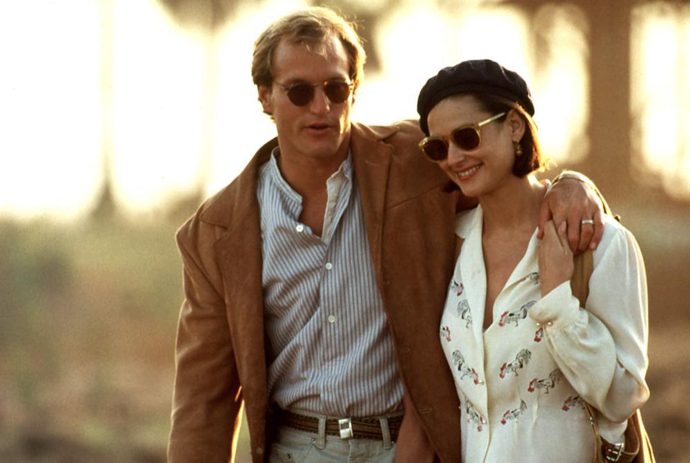 INDECENT PROPOSAL, Woody Harrelson, Demi Moore, 1993
