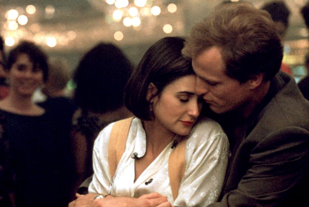 INDECENT PROPOSAL, Demi Moore, Woody Harrelson, 1993. (c) Paramount Pictures.
