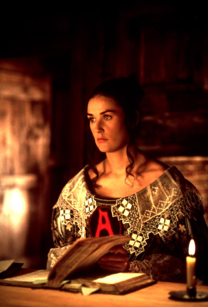 Scarlet Letter Full Movie