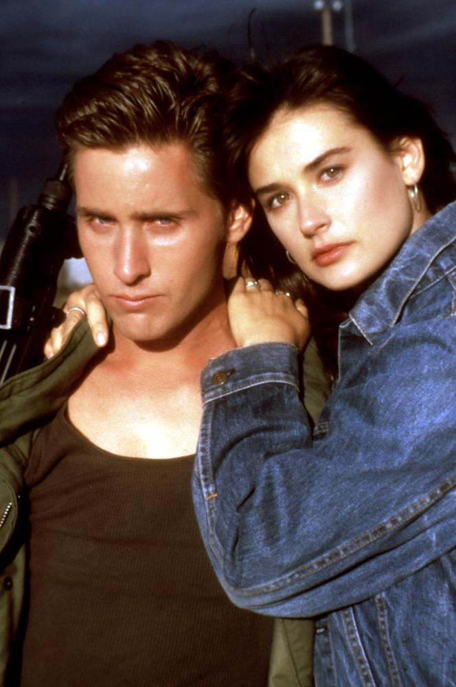 Demi moore the seventh sign - 2 4