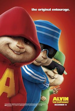Alvin and the Chipmunks - A Family Favourites Presentation