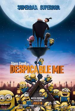 Despicable Me - A Family Favourites Presentation