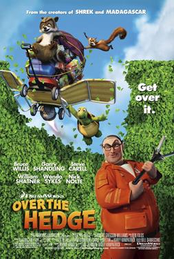 Over The Hedge - A Family Favourites Presentation
