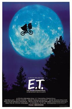 E.T.: The Extra-Terrestrial - A Most Wanted Movies Presentation