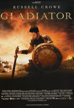 Gladiator - A Most Wanted Mondays Presentation