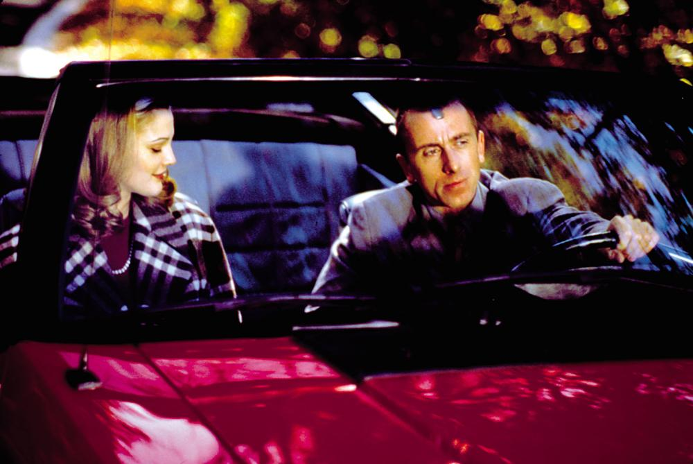 EVERYONE SAYS I LOVE YOU, Drew Barrymore, Tim Roth, 1996