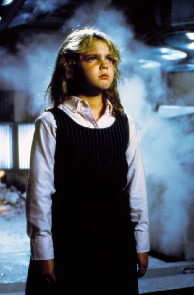 FIRESTARTER, Drew Barrymore, 1984