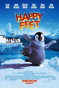Happy Feet - A Family Favourites Presentation