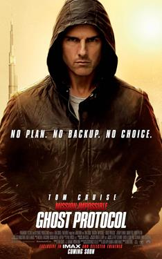 Mission: Impossible – Ghost Protocol: The IMAX Experience®