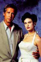 NOTHING BUT TROUBLE, Chevy Chase, Demi Moore, 1991