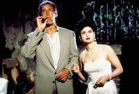 NOTHING BUT TROUBLE, Chevy Chase, Demi Moore, 1991, cigar