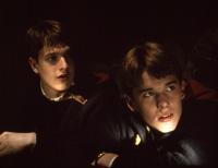 DEAD POETS SOCIETY, Josh Charles, Ethan Hawke, 1989